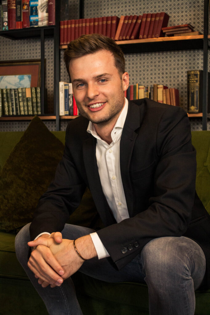 Niels Verspui, SA Country Manager at RoomRaccoon