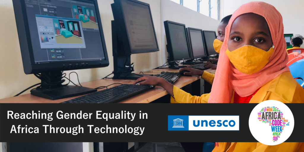 SAP AFRICA CODE WEEK USES MIL TO FOSTER GENDER EQUALITY IN TECHNOLOGY